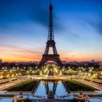 Vol Toulouse Paris