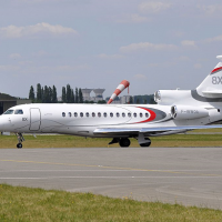 AFFAIRE --- Avion Falcon 8x a vendre 69M