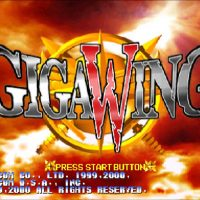 Jeu video Giga Wing #GigaWing
