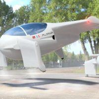Xplorair flying car ou voiture volante